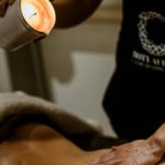 massage bougie chaude