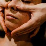 massage visage à domicile