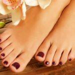 soins des pieds à domicile
